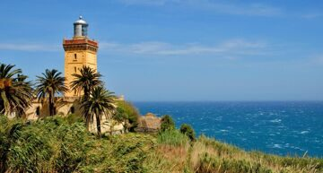 Morocco-Tangier-Lighthouse